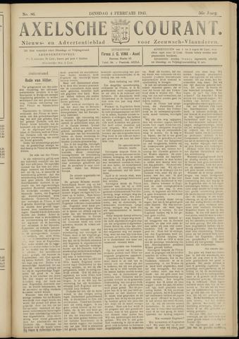 Axelsche Courant 1941-02-04
