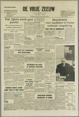 de Vrije Zeeuw 1967-03-06
