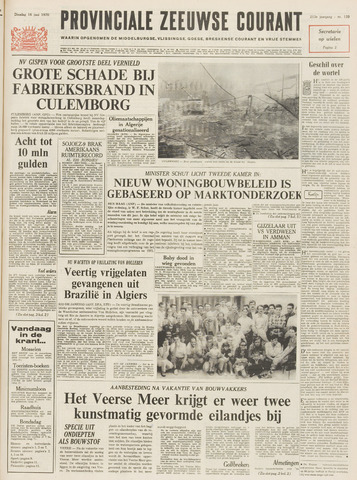 Provinciale Zeeuwse Courant 1970-06-16