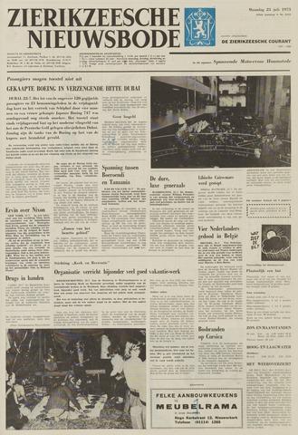 Zierikzeesche Nieuwsbode 1973-07-23