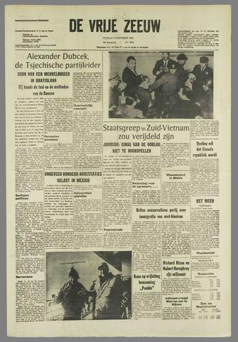 de Vrije Zeeuw 1968-10-11