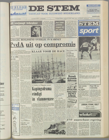 de Stem 1976-05-24