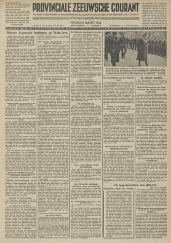 Provinciale Zeeuwse Courant 1942-03-06