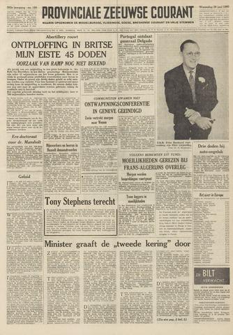 Provinciale Zeeuwse Courant 1960-06-29