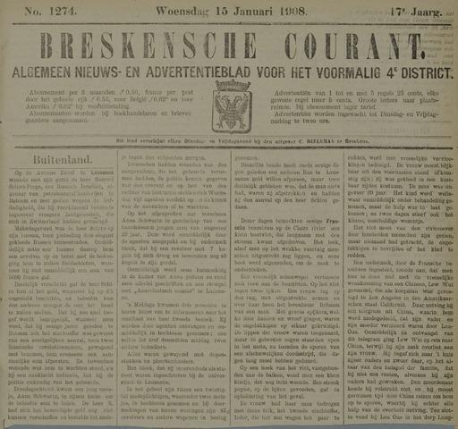 Breskensche Courant 1908-01-15