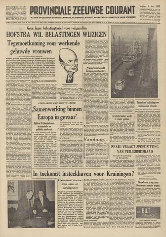 Provinciale Zeeuwse Courant 1958-12-05