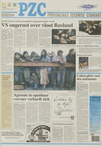 Provinciale Zeeuwse Courant 1999-04-01