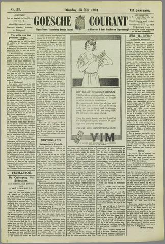 Goessche Courant 1924-05-13