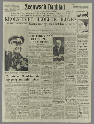 Zeeuwsch Dagblad 1961-08-08