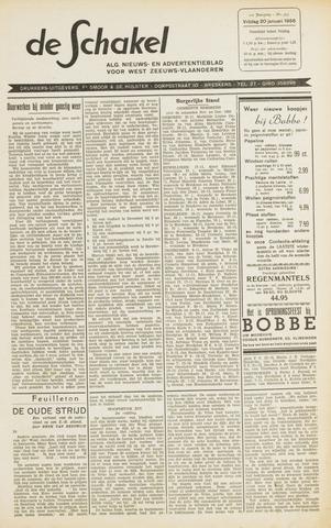 De Schakel 1956-01-20