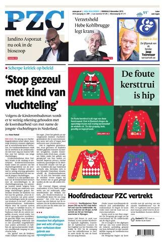Provinciale Zeeuwse Courant 2015-12-08