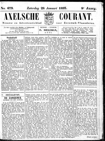 Axelsche Courant 1893-01-28