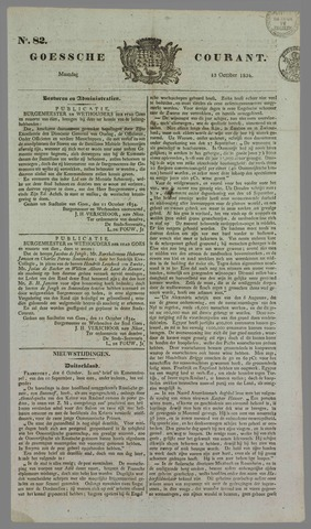 Goessche Courant 1834-10-13