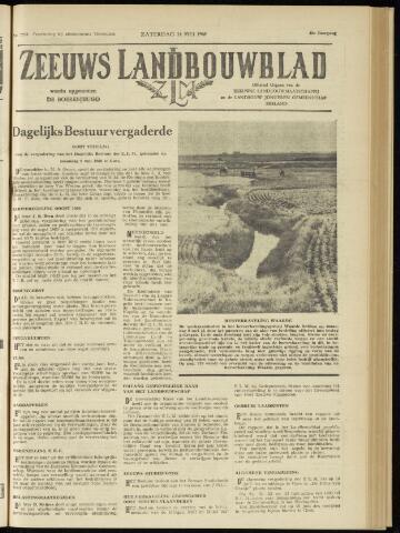 Zeeuwsch landbouwblad ... ZLM land- en tuinbouwblad 1960-05-14