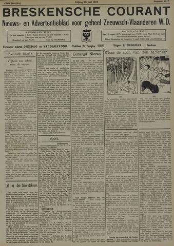 Breskensche Courant 1936-06-26