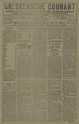 Breskensche Courant 1928-04-25