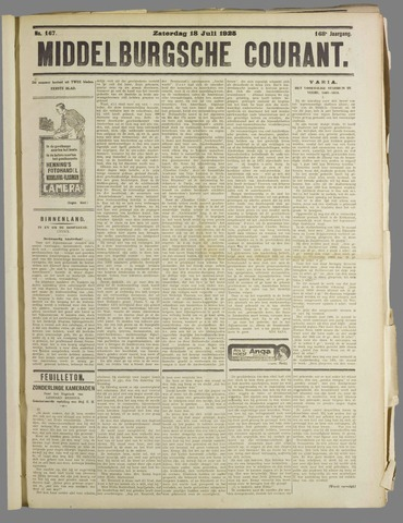 Middelburgsche Courant 1925-07-18