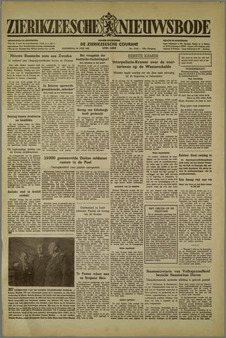 Zierikzeesche Nieuwsbode 1952-06-26