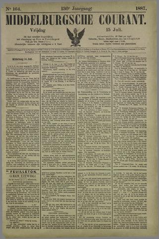 Middelburgsche Courant 1887-07-15