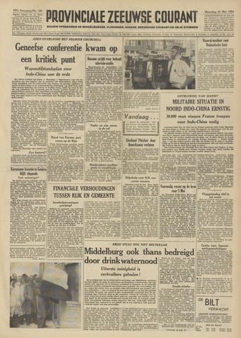 Provinciale Zeeuwse Courant 1954-05-24