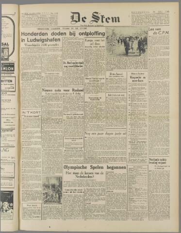 de Stem 1948-07-29