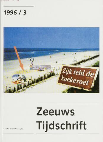 Zeeuws Tijdschrift 1996-05-01