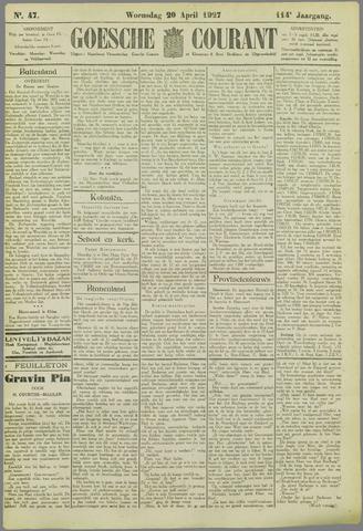 Goessche Courant 1927-04-20