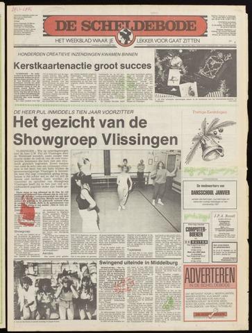 Scheldebode 1986-12-23