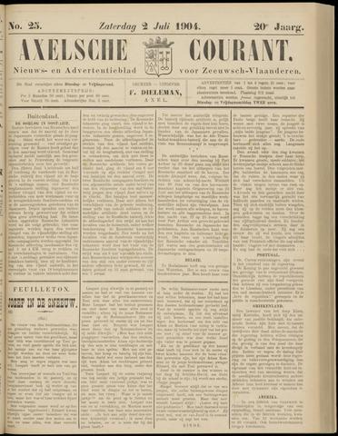 Axelsche Courant 1904-07-02