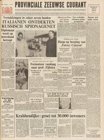 Provinciale Zeeuwse Courant 1967-03-23