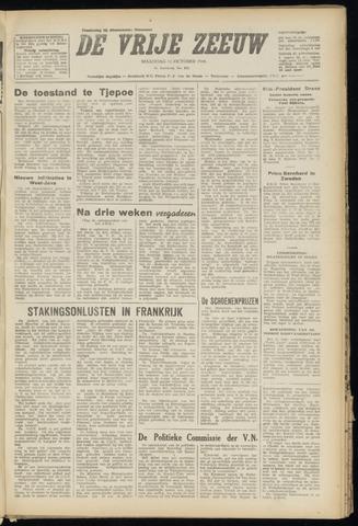de Vrije Zeeuw 1948-10-11