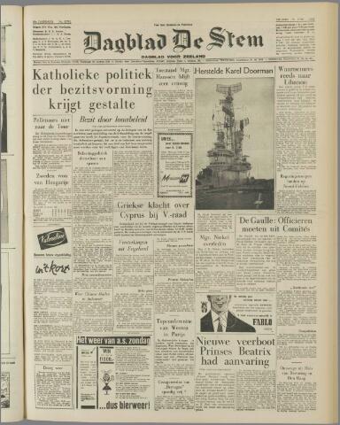 de Stem 1958-06-13