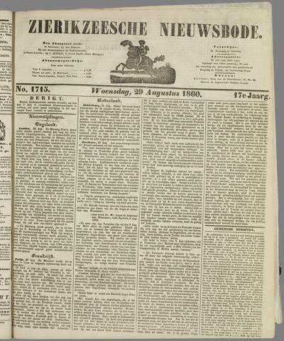 Zierikzeesche Nieuwsbode 1860-08-29