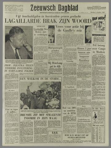 Zeeuwsch Dagblad 1960-12-06