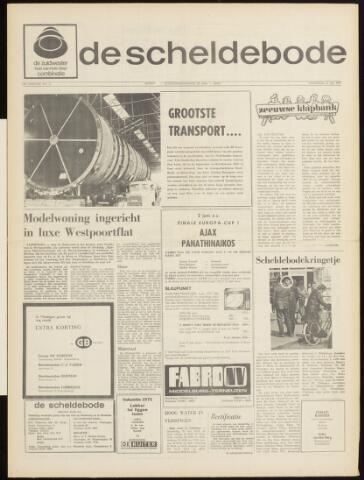 Scheldebode 1971-05-27