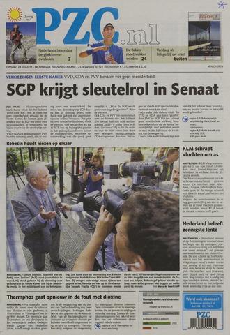 Provinciale Zeeuwse Courant 2011-05-24