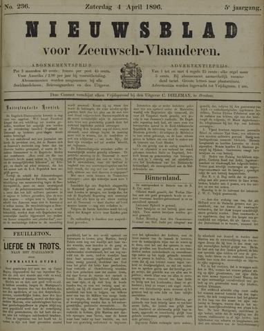 Nieuwsblad voor Zeeuwsch-Vlaanderen 1896-04-04