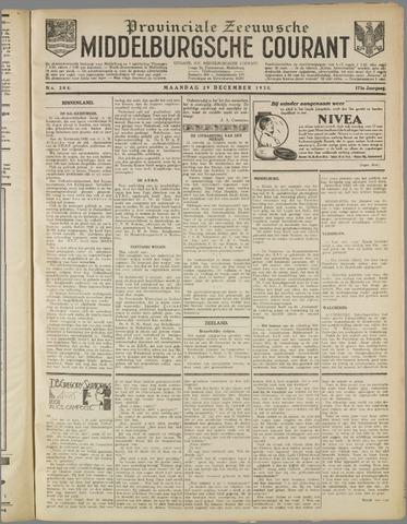 Middelburgsche Courant 1930-12-29