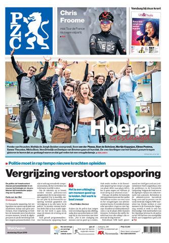 Provinciale Zeeuwse Courant 2019-06-13