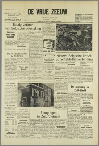 de Vrije Zeeuw 1965-01-13