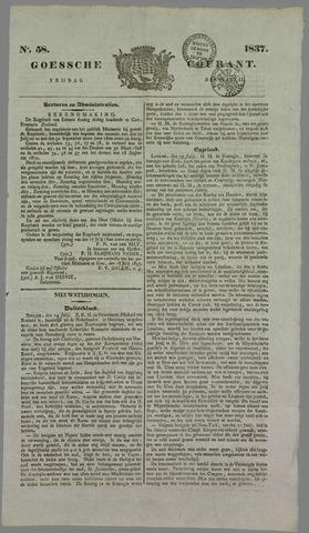 Goessche Courant 1837-07-21