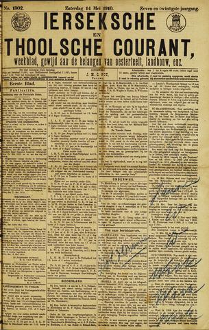 Ierseksche en Thoolsche Courant 1910-05-14