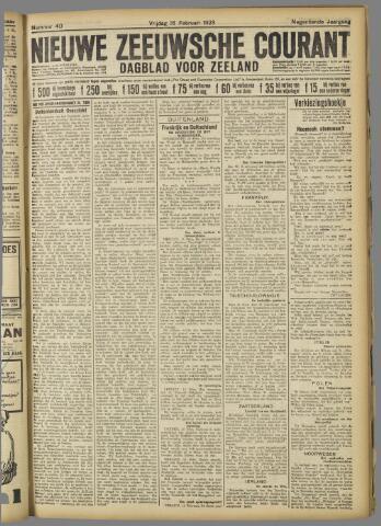 Nieuwe Zeeuwsche Courant 1923-02-16