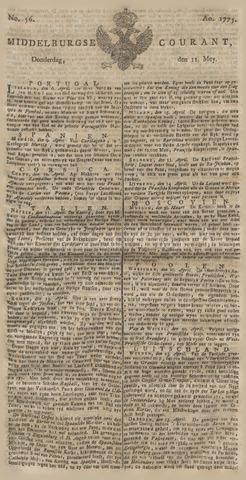 Middelburgsche Courant 1775-05-11