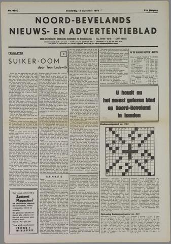 Noord-Bevelands Nieuws- en advertentieblad 1979-09-13