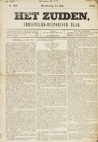Het Zuiden, Christelijk-historisch blad 1880-07-15