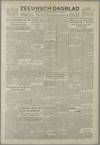 Zeeuwsch Dagblad 1951-02-28