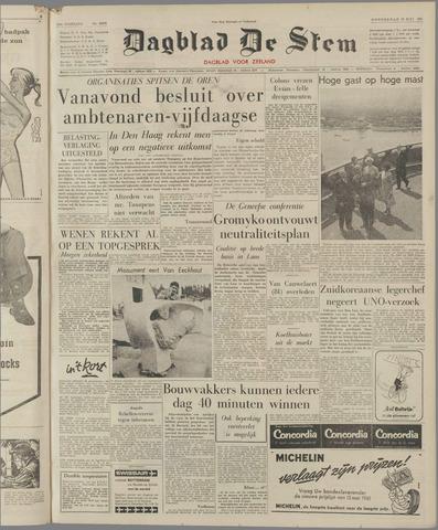 de Stem 1961-05-18
