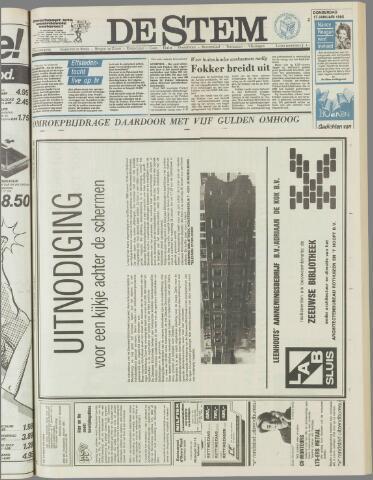 de Stem 1985-01-17