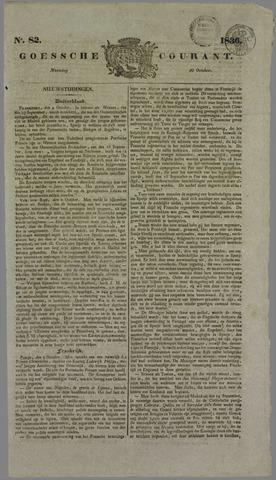 Goessche Courant 1836-10-10